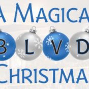 2016 Magical BLVD Christmas in Lancaster, CA
