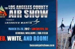 2017 LA COUNTY AIR SHOW