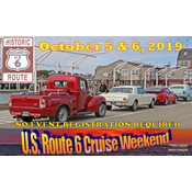 2019 US Route 6 Cruise Weekend