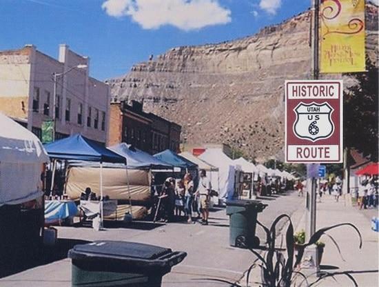 Helper City Utah