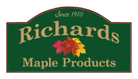 richards maple products